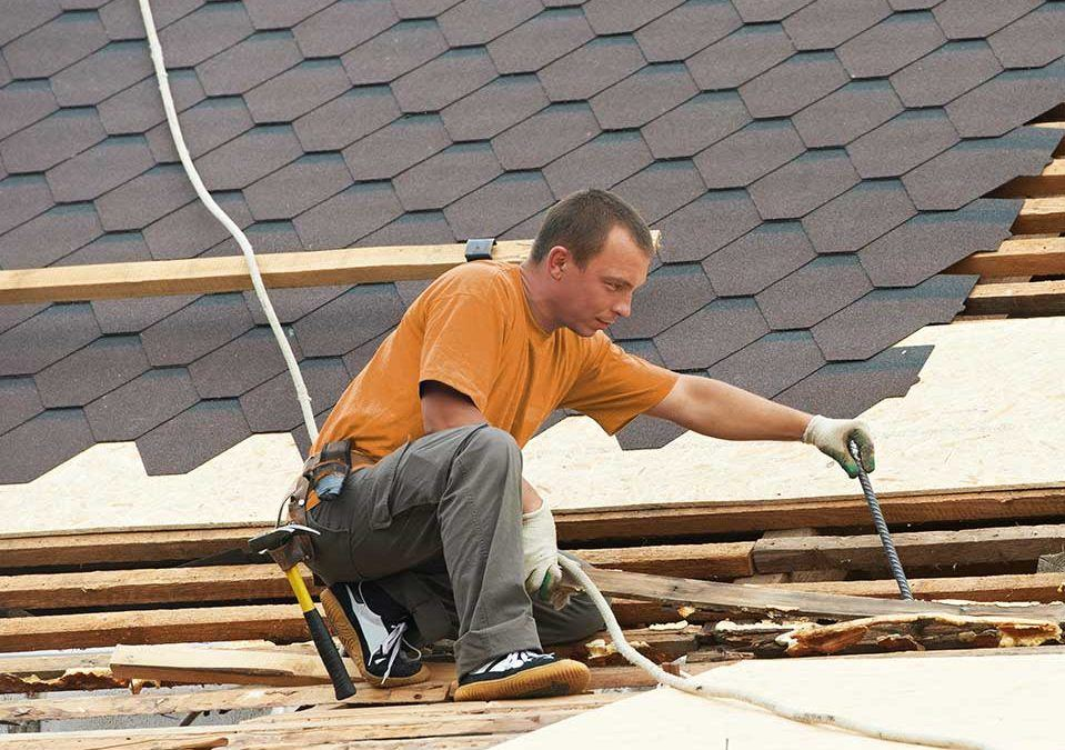 Roof Repair vs. Replacement
