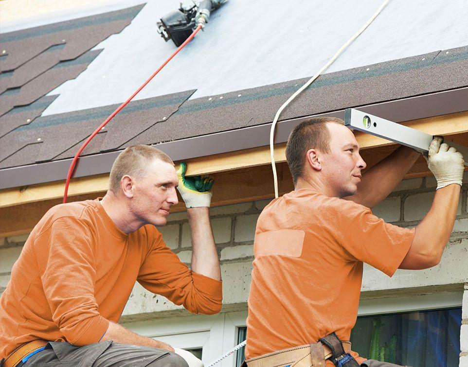 Man Measured Roofing