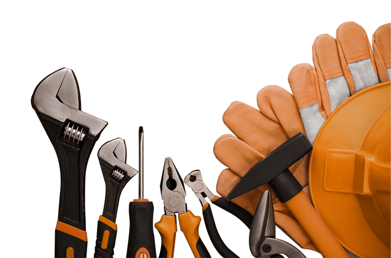 Tools with Gloves